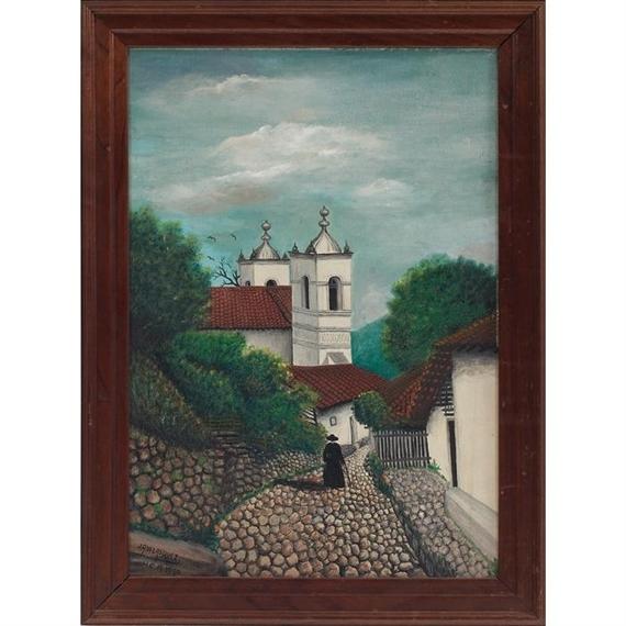 Jose Antonio Velasquez Latin American Oil Painting ... |Jose Antonio Velasquez Paintings