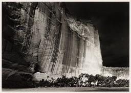 Artwork by William Clift, White House Ruin, Canyon De Chelly, Arizona, Made of Gelatin silver print