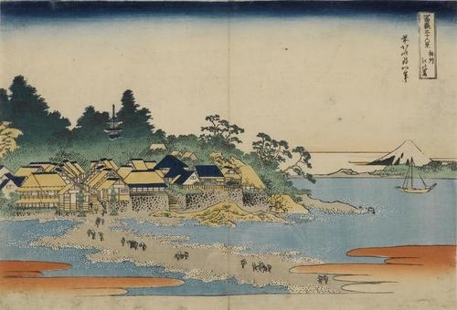An analysis of Katsushika Hokusai