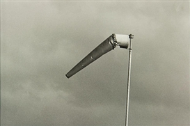 Artwork by Peter Peryer, The Wind at Whenuapai, Made of gelatin silver print