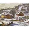 John Kane, Lambertville Winter Scene