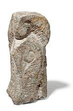 Artwork by Henry Heerup, Figure, Made of Limestone