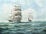 Anthony Brandrett, Four Ships at Sea