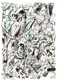 Cecily Brown, Untitled II