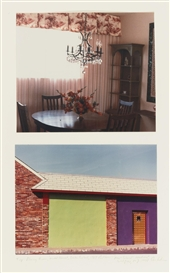 Dan Graham, DIPTYCH: ARCHITECTURAL STUDIES