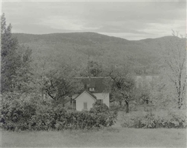 Artwork by Alfred Stieglitz, Lake George, c. 1924, Made of gelatin silver print