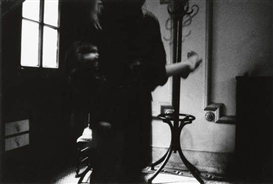 Duane Michals, 7 works: The Bogeyman