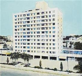 Artwork by Enoc Pérez, Darlington Hotel, Rio Piedras, Puerto Rico, Made of Oil on canvas