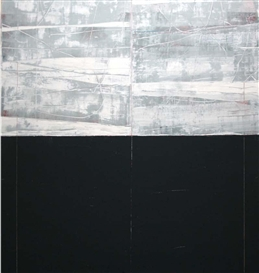 Artwork by Charles Tyrrell, UNTITLED (2007), Made of Oil on canvas over timber