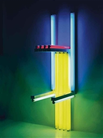 Dan Flavin, Untitled (To Lucie Rie, master potter) 1o