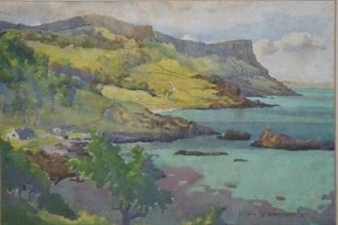 MURLOUGH BAY, FAIR HEAD. By Patric Stevenson ,1937