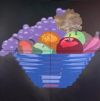 Still More Fruit By Clayton Lefevre ,1987