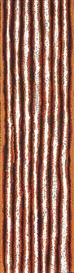 Artwork by Eileen Napaltjarri, Tjiturrulpa, Made of acrylic on linen