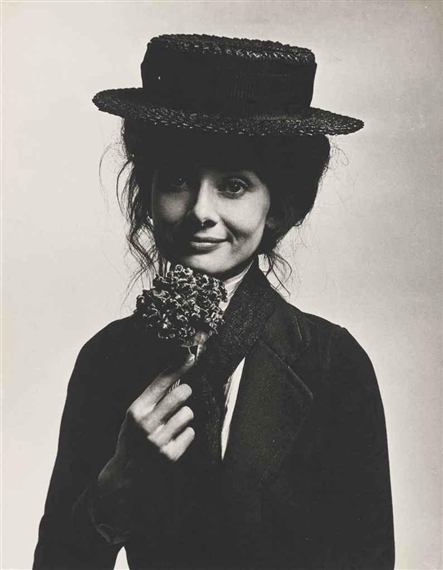 Beaton Cecil My Fair Lady Audrey Hepburn 1964 Mutualart
