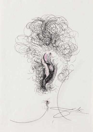 Pen and ink sex