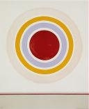 Artwork by Kenneth Noland, BLUSH, Made of Color lithograph on Rives BFK