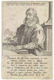 Artwork by Hendrick Goltzius, Christoph Plantijn, Made of engraving
