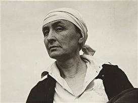 Artwork by Alfred Stieglitz, Georgia O'Keeffe, Made of Gelatin silver print