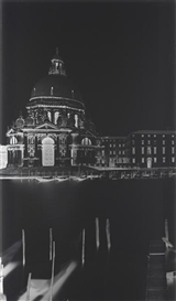 Artwork by Vera Lutter, Corte Barozzi, Venice, XXV, Made of Unique gelatin silver print