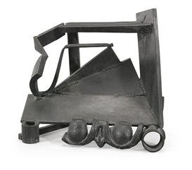 Anthony Caro, EMBRACE - TABLE BRONZE