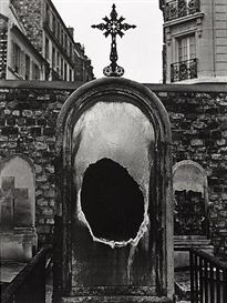 Artwork by Christer Strömholm, Montmartre 1949, Made of Gelatin silver print