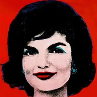 Warhol's Jackie