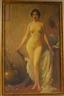 Herbert Cyrus Farnum, Standing Nude in a Studio Interior