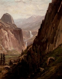 William Keith, Yosemite