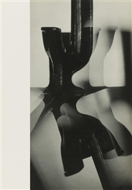Artwork by Jaroslav Rössler, Reflexionswinkel, Made of Gelatin silver print