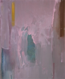 Artwork by Helen Frankenthaler, Shorthand, Made of Acrylic on canvas