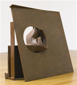 Artwork by Anthony Caro, Judgement of Paris, Made of Welded steel