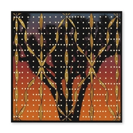 Fred Tomaselli, Number Three