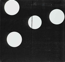 Artwork by Wade Guyton, Untitled, Made of UltraChrome inkjet on canvas