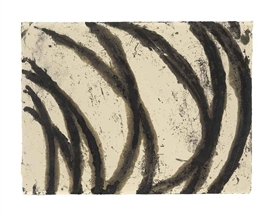 Richard Serra, Untitled #33