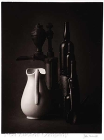 Artwork by John Jonas Gruen, Untitled Still Life, Made of silver gelatin print