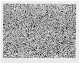 Artwork by Vija Celmins, Untitled Portfolio: Desert, Made of Color lithograph