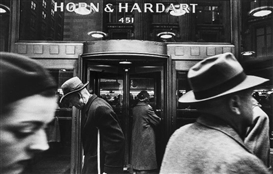 Artwork by William Klein, Horn and Hardart, New York, Made of Gelatin silver print