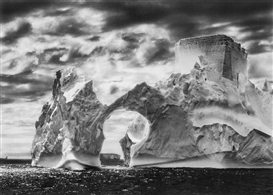Sebastião Salgado, Iceberg between the Paulet Islands and the Shetland Islands, Antarctica