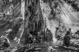 Artwork by Sebastião Salgado, Tigray, Ethiopia, Made of Gelatin silver print