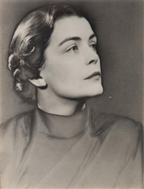 Man Ray, Untitled (Portrait of Jane)