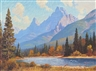Roland Gissing, Mt. Lougheed