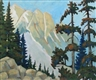 H. William Townsend, Hike In Yoho Area
