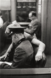 Louis Stettner, PENN STATION