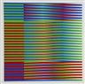 Carlos Cruz-Diez, Portfolio of 8 Works: Couleur additive