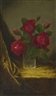Martin Johnson Heade, JACQUEMINOT ROSES