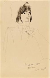 David Hockney, Pauline Fordhan as Ridhard III