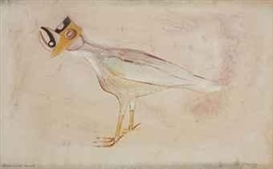 Morris Graves, Bird with a Mask