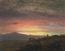 Frederic Edwin Church, Twilight, Mount Ktaadn