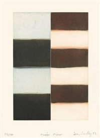 Sean Scully, MIRROR MIRROR