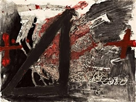 Antoni Tàpies, TRIANGLE